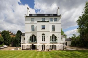 Eight Bedroom Townhouse – St Johns Wood