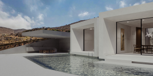 Luxury Villa Xoulakia Mykonos